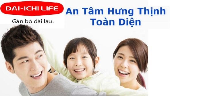 Các gói bảo hiểm nhân thọ Dai-Ichi Life tại Sài Gòn