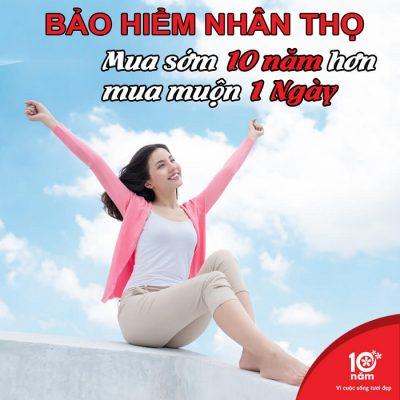 Các gói bảo hiểm nhân thọ Dai-Ichi Life tại TP Hồ Chí Minh