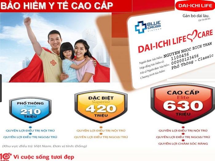 Công ty bán bảo hiểm cho con tại Sài Gòn