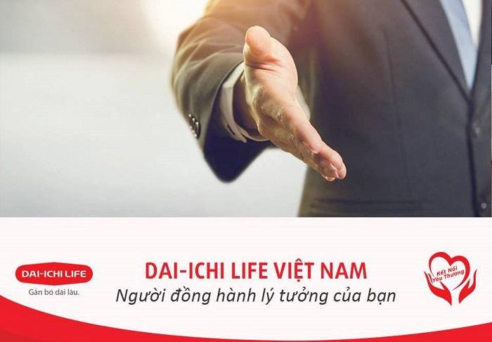 Bảo hiểm Dai-ichi Life luôn đồng hành cùng khách hàng