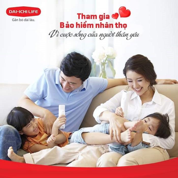 Bảo hiểm chăm sóc sức khỏe - Dai-Ichi Life nơi bảo vệ gia đình bạn
