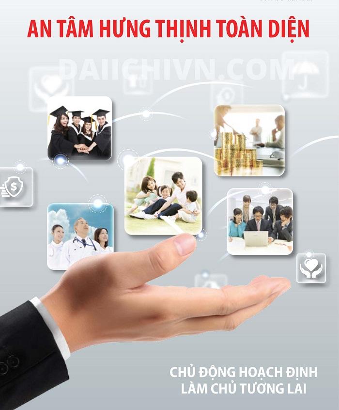 Dai-Ichi Life Tư vấn bảo hiểm sức khỏe toàn diện cho khách hàng